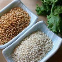 Полезные свойства кунжутного семя: и лекарство, и специя