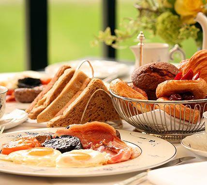 Почему завтрак должен быть королевским?