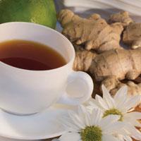 Имбирный чай с медом для похудения