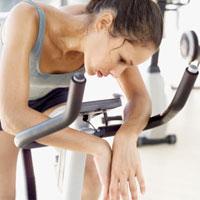 Подозрительная усталость: обратная сторона фитнеса