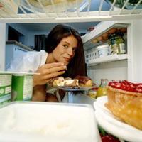 Боремся с синдром ночного переедания