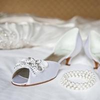 Туфли для невесты: как сделать правильный выбор