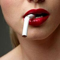 Фрукты и овощи помогут бросить курить