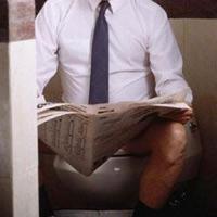 В туалете: 10 щекотливых, но важных фактов о стуле..