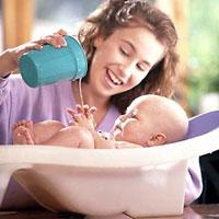 Закаливание ребенка – основная забота родителей