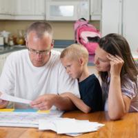 Семейный бюджет — все взять и поделить