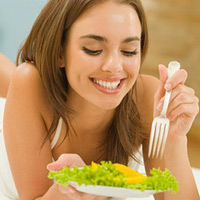 Чем диетоманке перекусить на сон грядущий?