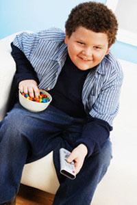 Дети и лишний вес