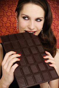Шоколад - вкусное лекарство