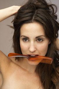 Как расческа влияет на здоровье волос
