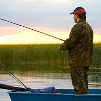 Почему мужчины уезжают на рыбалку