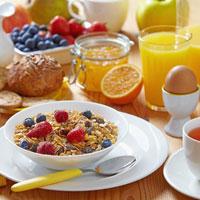 Завтракая, мы становимся здоровее