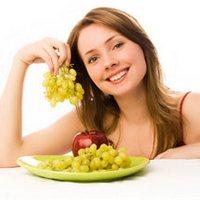 Диета со вкусом винограда