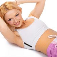 Какие упражнения нужны для подтянутого живота