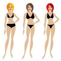 Выбрайте одежду в зависимости от типа фигуры