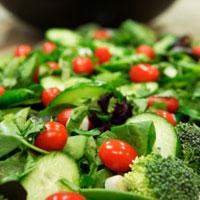 Рецепты оранжево-зелёных блюд из
