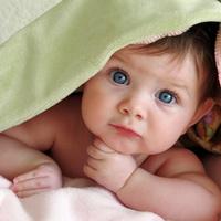 Делаем массаж ребёнку до года
