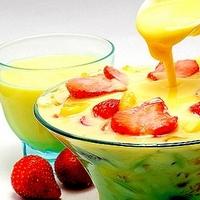 Летние фруктовые салаты для детишек