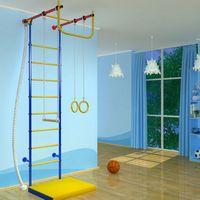 Есть ли у вас дома детский спортивный уголок?