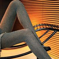 Как одеваться, чтобы ноги выглядели стройнее
