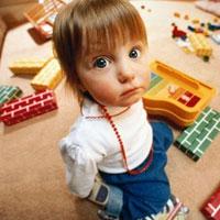Дитячі стреси призводять до психічних розладів у дорослому віці