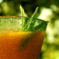 Домашние напитки для уталения жажды