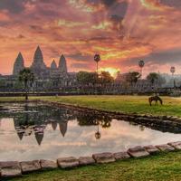 Камбоджа – экзотическое место, не тронутое европейской цивилизацией