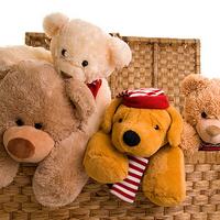 Что делать, чтобы мягкие игрушки не превращались в пылесборники
