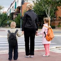 Правила безопасности для школьника на улице