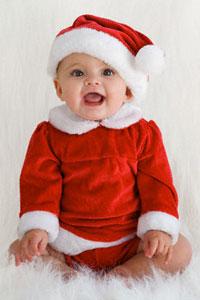 Новогодние праздники для малышей
