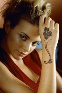 Безопасны ли татуировки для женского организма