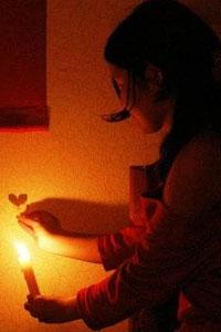 О чем молчит горячий воск: святочные гадания