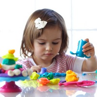 Занятия для малышей в школе раннего развития