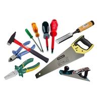 Один из вариантов подарка для мужчины: инструменты