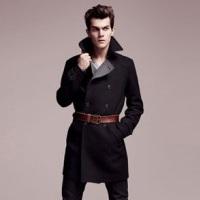 Мужская зимняя мода: покупаем зимнее пальто