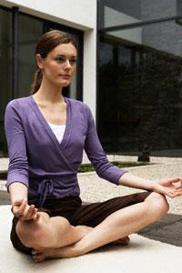 Йога - зарядка для всех поколений