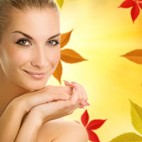 Секреты уход за кожей осенью
