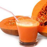 Тыквенный сок - полезный витаминный напиток