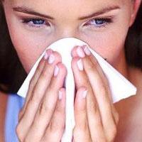 Признаки простуды могут быть симптомами аллергии