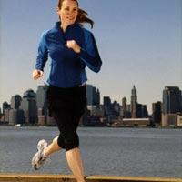 Утренний бег - естественный вид нагрузки для человека