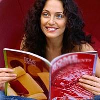 Женские глянцевые журналы глазами мужчин