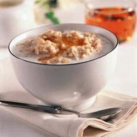 Кушайте кашу на завтрак - будете здоровы
