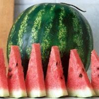 Арбуз помогает контролировать вес и количество жирных отложений