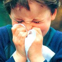 Как осенью избежать детских болезней