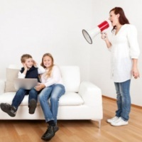Как воспитывать детей и не кричать на них