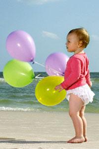 Топ-топ, топает малыш. Норма развития ребенка в один год
