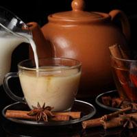 Чай с молоком: в чём польза?