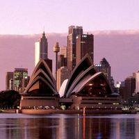 Сидней - город архитектурных шедевров