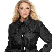 Одежда для полных девушек: мода-2012/2013