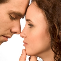 Омолаживающий эффект поцелуев